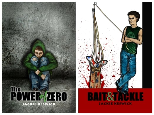 Cover Illustrations from The Kickass Anthology