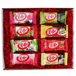 Taking holiday preparation seriously: Know your KitKats