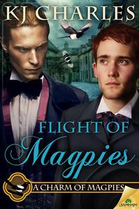 What am I reading? Flight of Magpies by KJ Charles