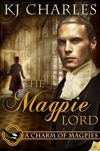 What am I reading? The Magpie Lord by KJ Charles