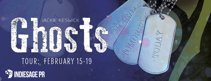 Ghosts on Tour   The Ghosts Blog Tour with Jackie Keswick