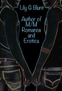 Lily G Blunt, Author of M/M Romance and Erotica | © Lily G. Blunt