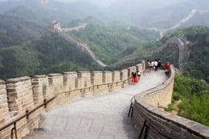 Great Wall of China | Pixabay.com