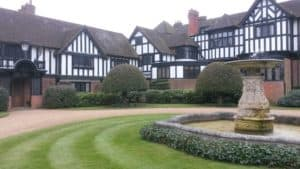 Ascott House - Inspiration for a story?