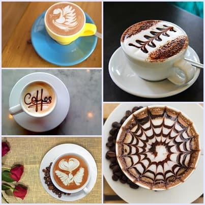 When Coffee Inspires Art | Jackie Keswick