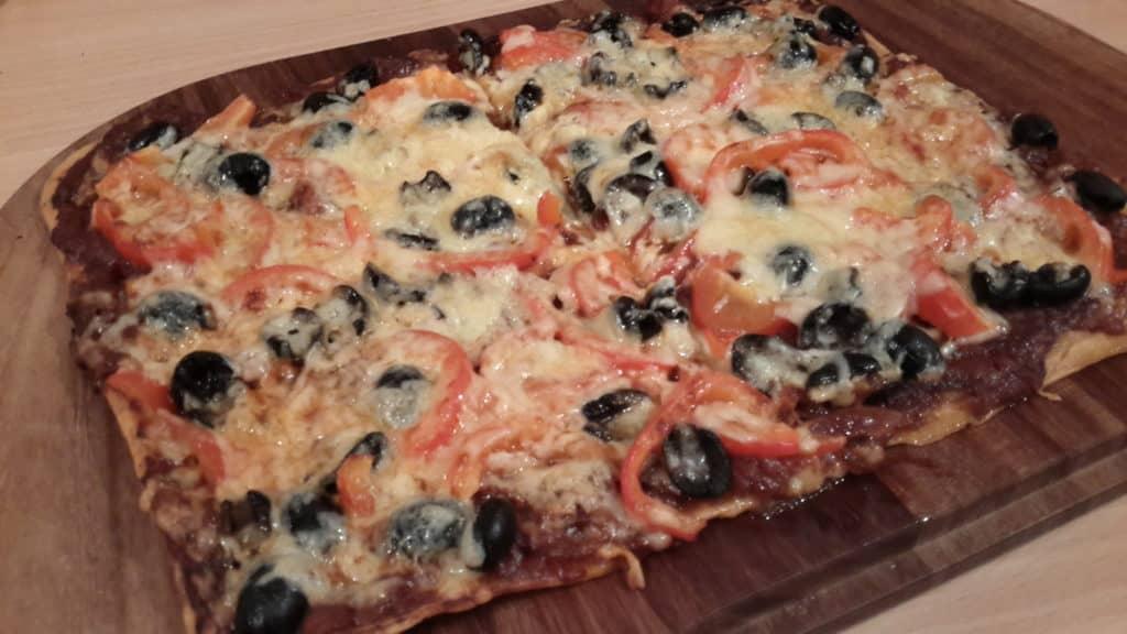 An Alternative to pizza heaven | Jackie Keswick