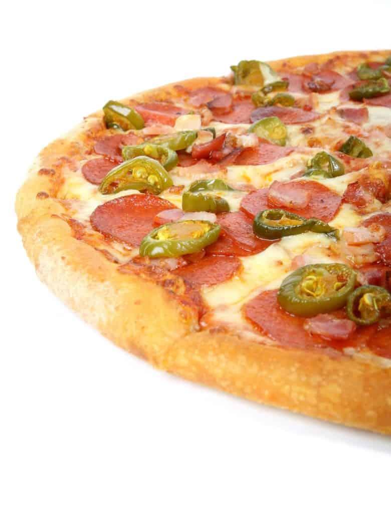An Alternative to Pizza Heaven? | Jackie Keswick