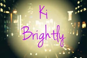 Author Ki Brightly