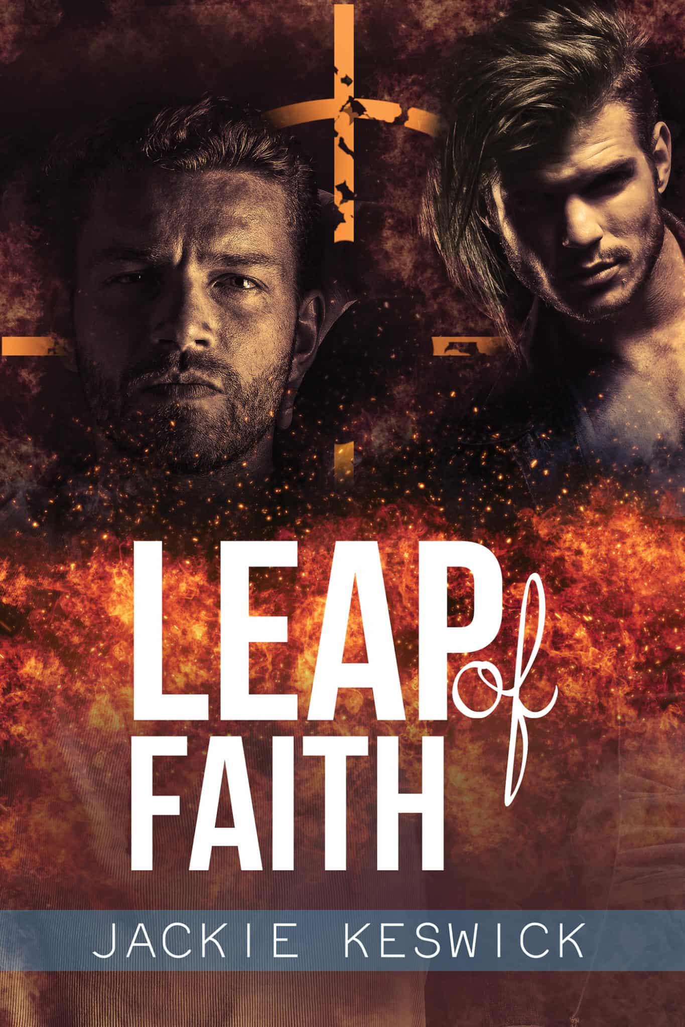 Leap of Faith by Jackie Keswick