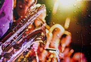 Jazz and Rain | Jackie Keswick