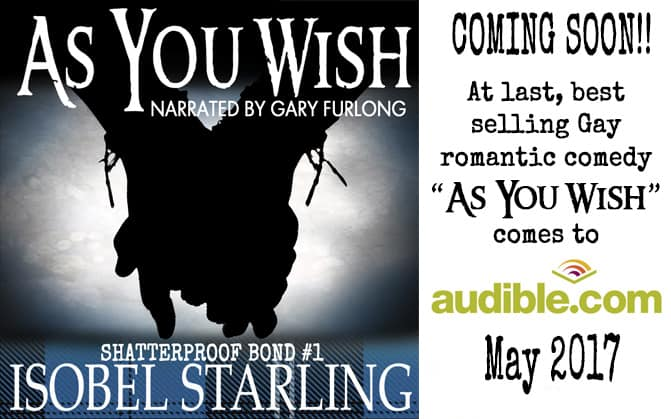 As You Wish Audiobook | Isobel Starling
