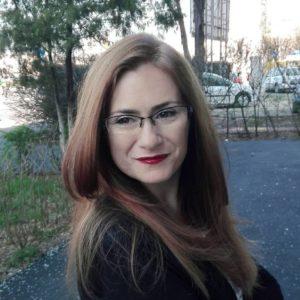 Alina Popescu, Writer