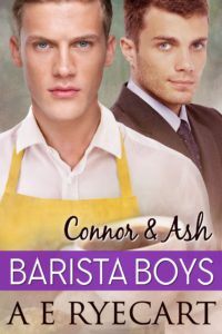 Barista Boys by AE Ryecart