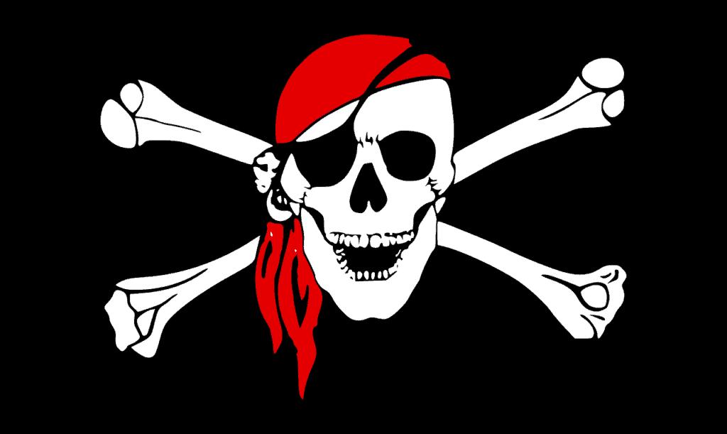 Don't pay the pirates | Jackie Keswick