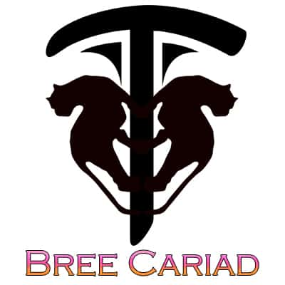 Bree Cariad Author Logo
