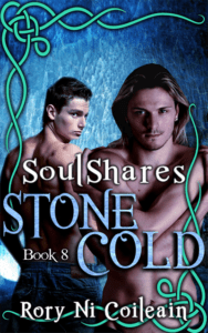 Stone Cold by Rory Ni Coileain | Soul Shares Book #8