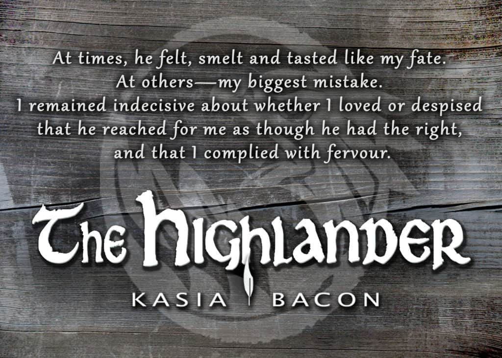 Kasia Bacon | The Highlander | Teaser