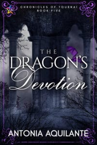 The Dragon's Devotion by Antonia Aquilante