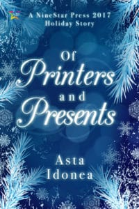 Of Printers and Present by Asta Idonea