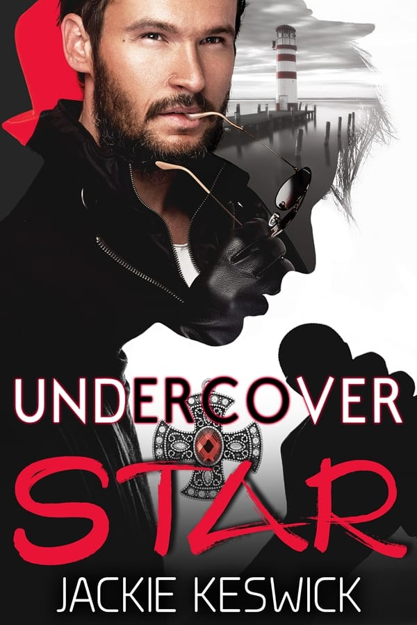 Undercover Star: An contemporary m/m action adventure romance by Jackie Keswick