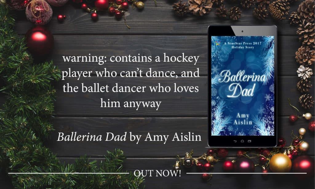 Ballerina Dad by Amy Aislin