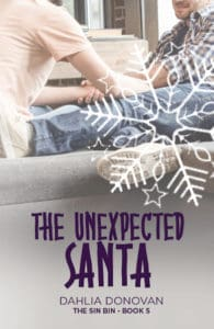 The Unexpected Santa by Dahlia Donovan
