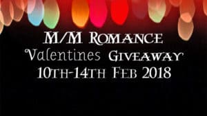 M/M Romance Valentine's Day Giveaway 2018