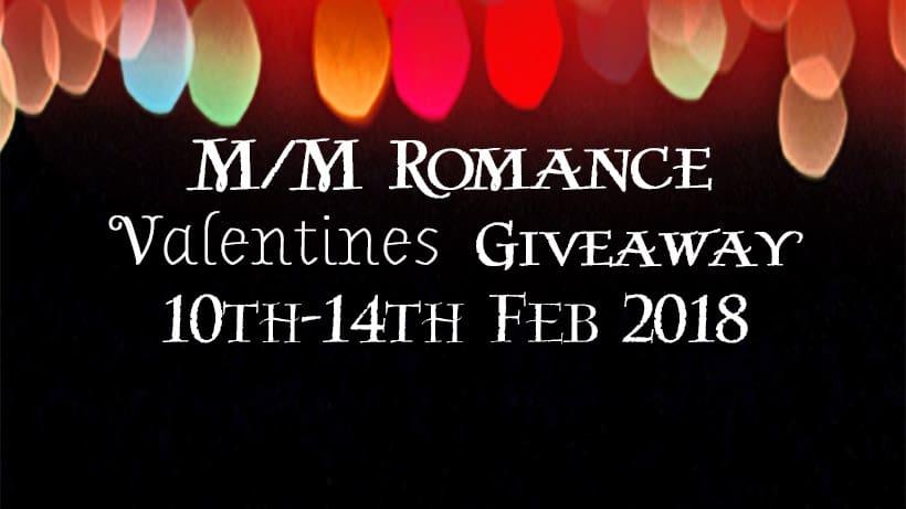 M/M Romance Valentine's Day Giveaway 2018