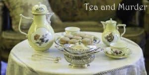 WiP Wednesday: Tea and Murder