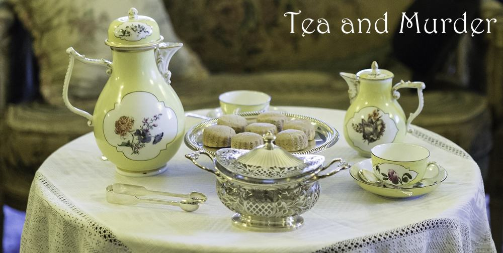 WiP Wednesday: Tea and Murder | Jackie Keswick