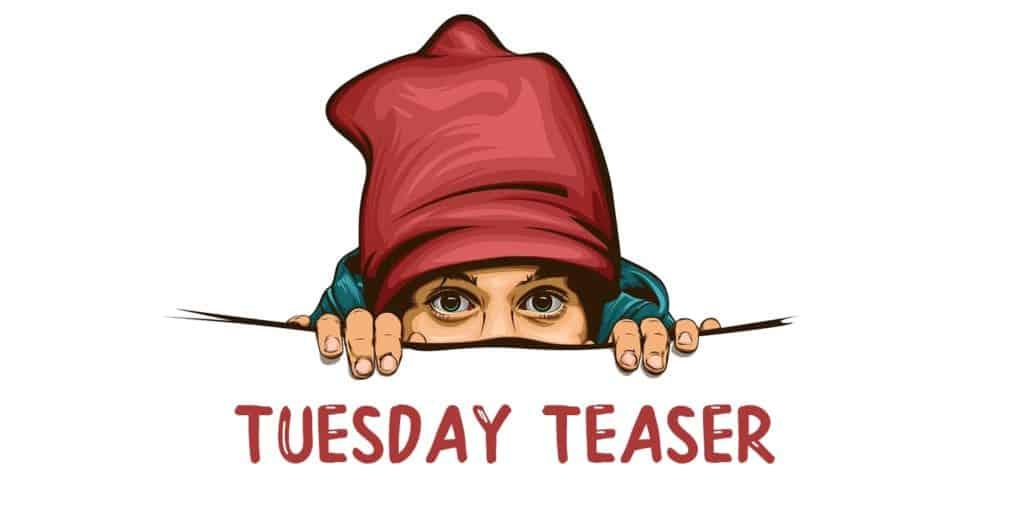 Tuesday Teaser | Jackie Keswick