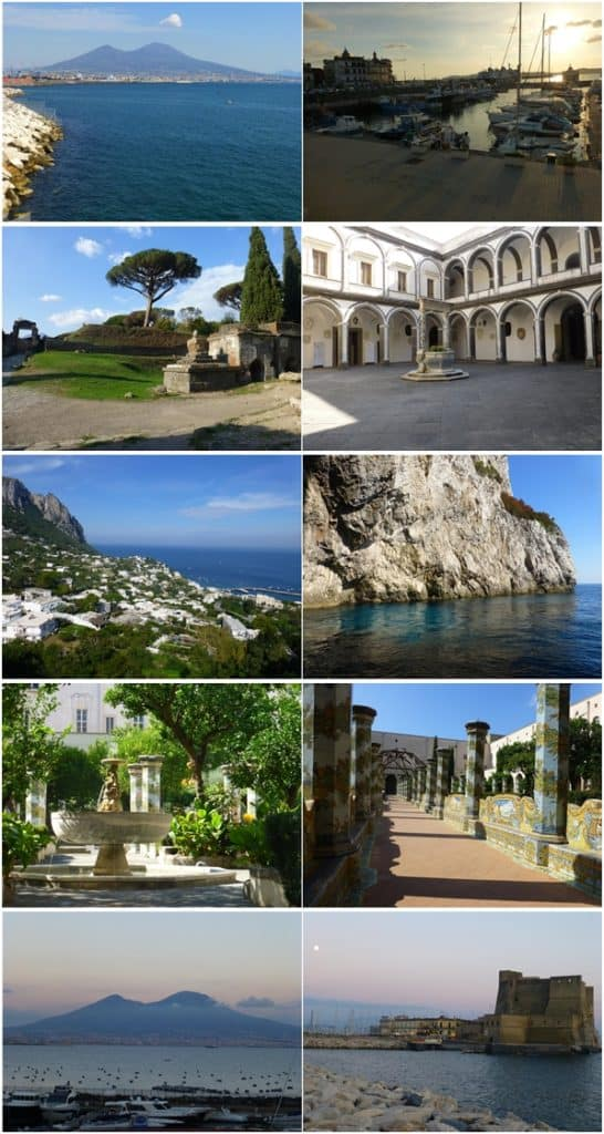 The Italian location for Crossfire by Jackie Keswick