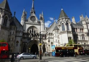 On Location: the Royal Courts of Justice | Jackie Keswick