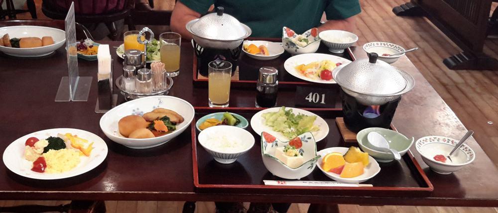Breakfast in Japan | Jackie Keswick