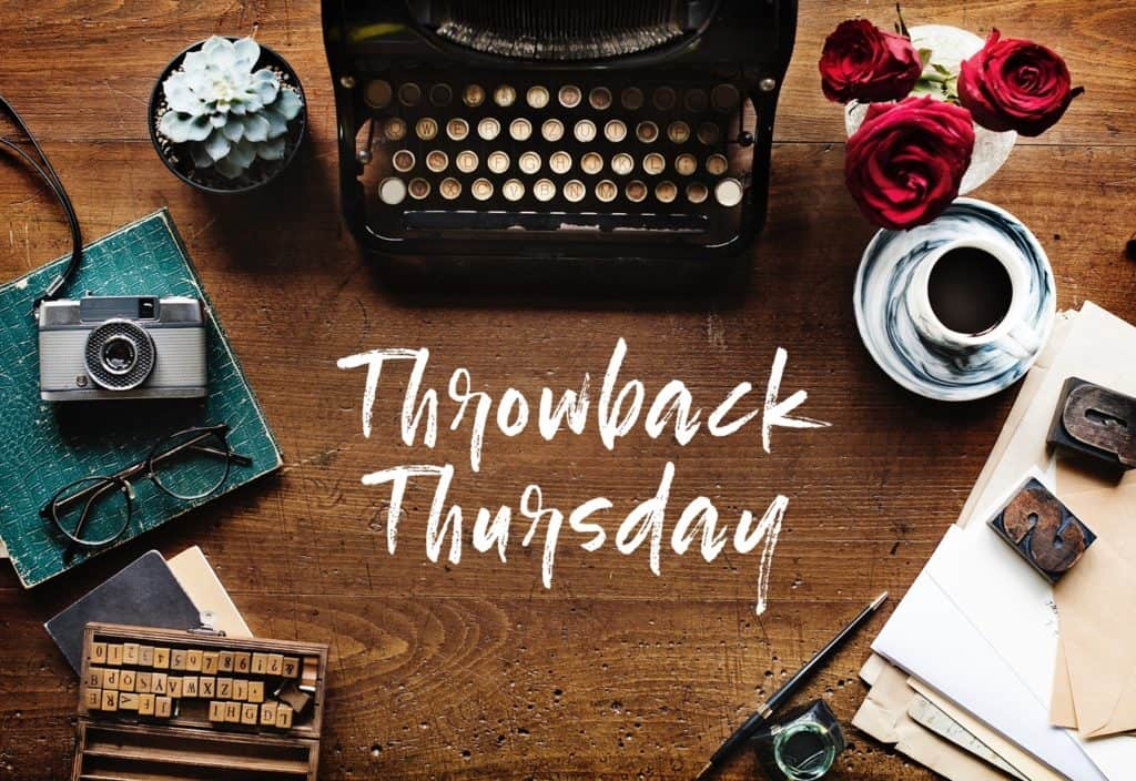 Throwback Thursday: Anniversary | Jackie Keswick
