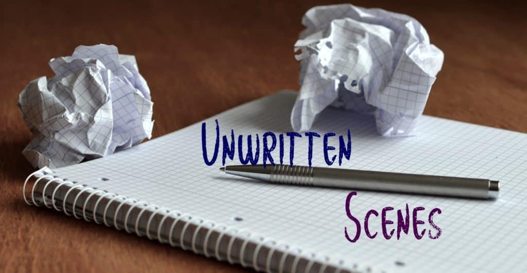 Unwritten Scenes | Jackie Keswick