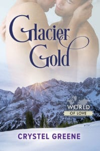 Glacier Gold by Crystel Greene
