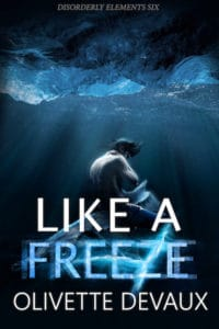 Like a Freeze | Olivette Devaux