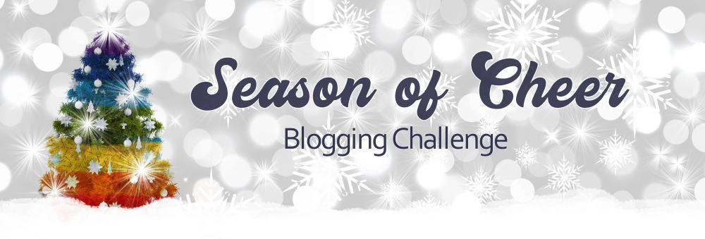 Season of Cheer Blogging Challenge | Jackie Keswick