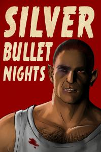 Silver Bullet Nights by LJ Phillips