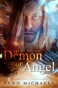 Demon or Angel by Lynn Michals