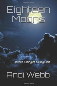 Eighteen Moons by Andi Webb