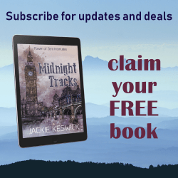 Sign up to Jackie Keswick's Newsletter