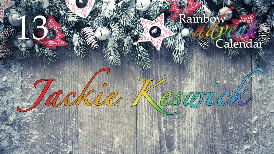 2018 Rainbow Advent Calendar | Jackie Keswick