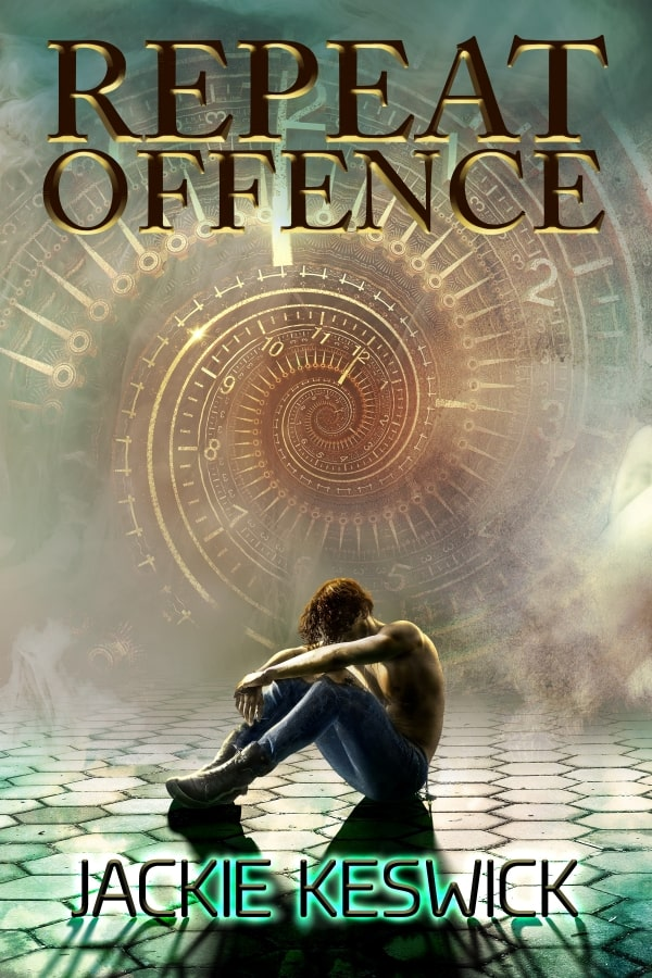 Cover Reveal: Repeat Offence by Jackie Keswick
