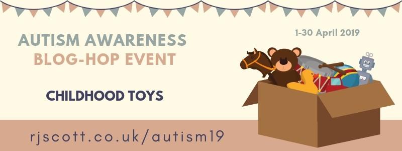 Autism Awareness Blog Hop 2019 | Jackie Keswick
