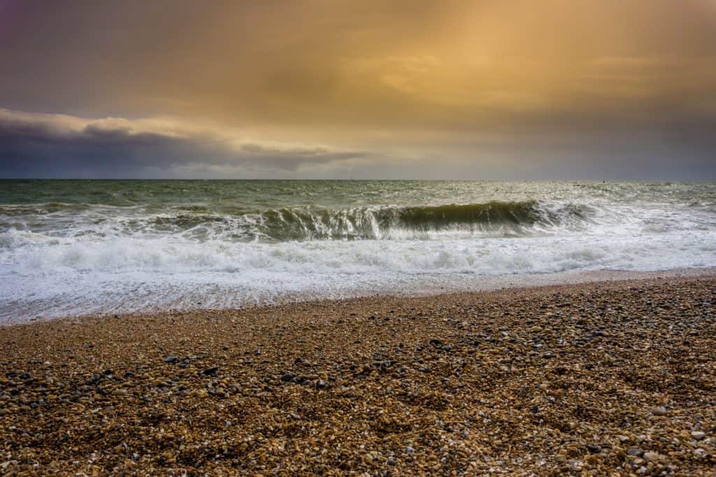 Brighton Beach | An Adepts Sneak Peek | Jackie Keswick