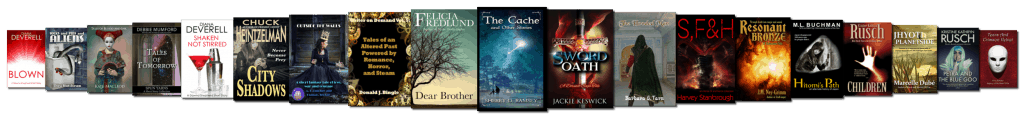Eclectica: a Bundle of Short Stories   Jackie Keswick