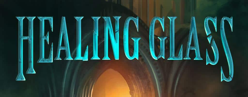 Healing Glass Banner