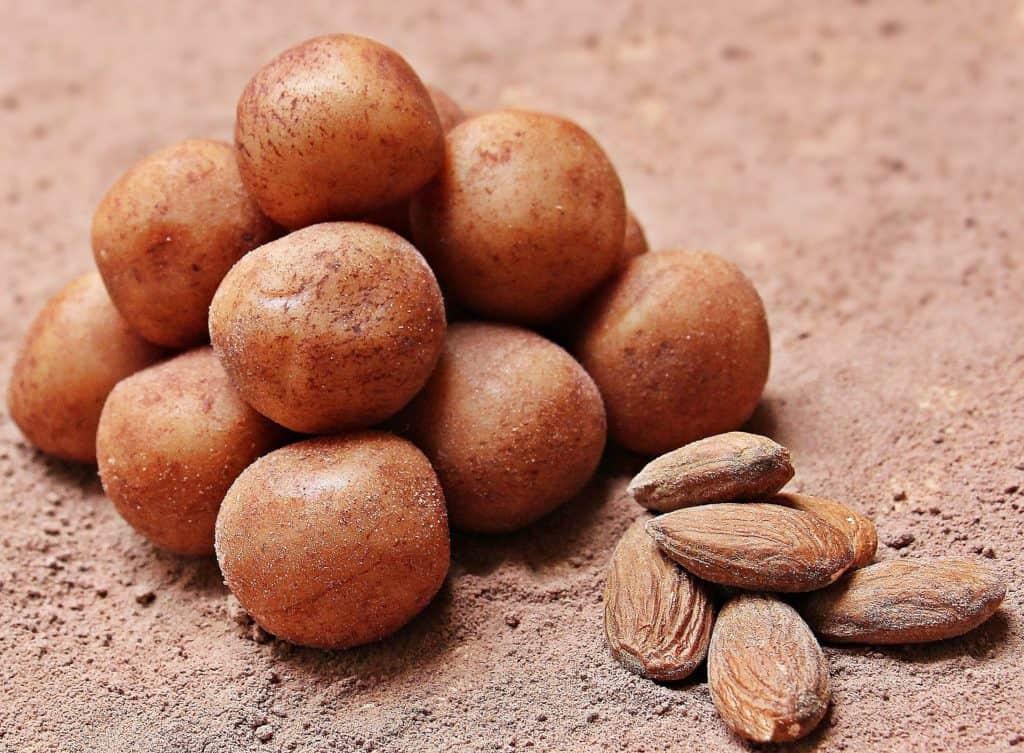 Marzipan potatoes | Season of Cheer, Day 18 | Jackie Keswick